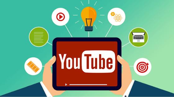 YouTube là Công cụ mua sắm tìm kiếm