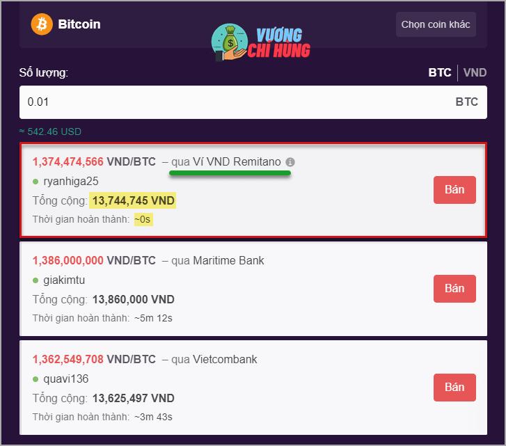 13 ban bitcoin tren san remitano 01
