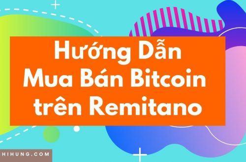 Huong Dan Mua Ban Bitcoin