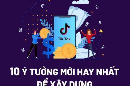 10 Y TUONG MOI HAY NHAT
