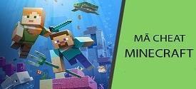 cac ma lenh trong game minecraft