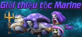 tim hieu ve toc marine trong auto chess mobile