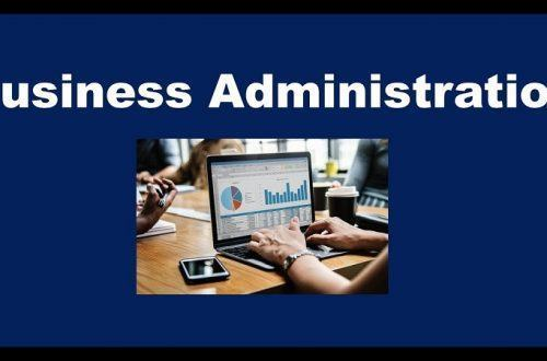 Business Administration 4