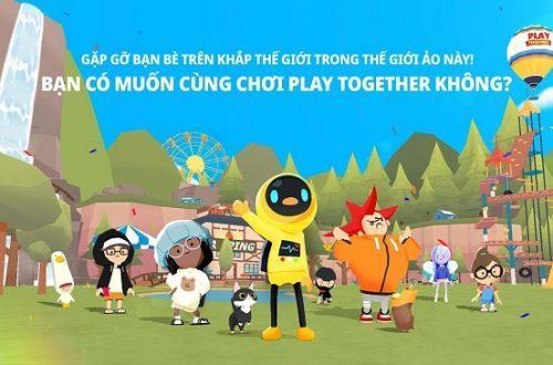 cach choi play together voi ban be